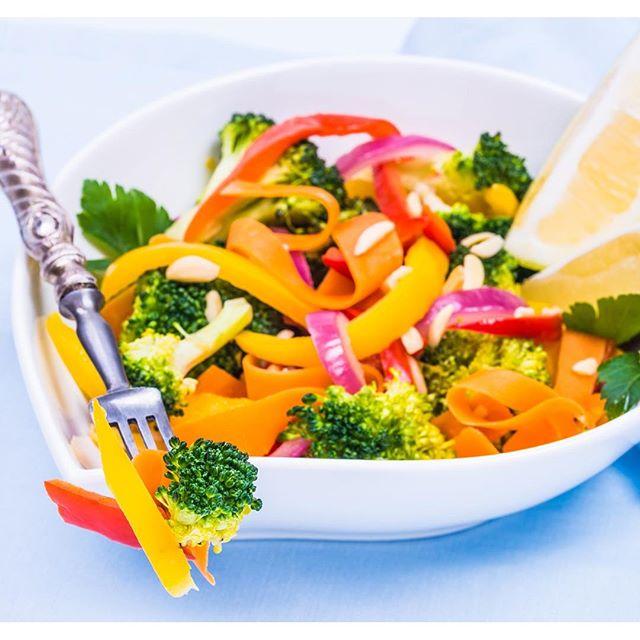 vegetables-fork